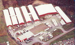 Skyview of Warehouses